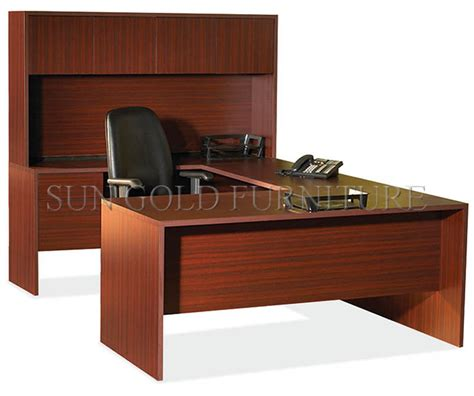 Office Desk With Filing Cabinet Sale Modern Office Furniture Ushape With Filing