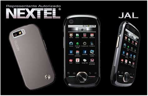 Android Xt9 by Nextel Smartphone I1