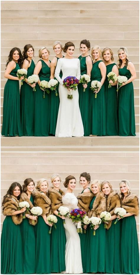 Wedding Dress Shopping Green Bags The Ultimate Diet by Best Winter Bridesmaid Dresses Ideas On Winter