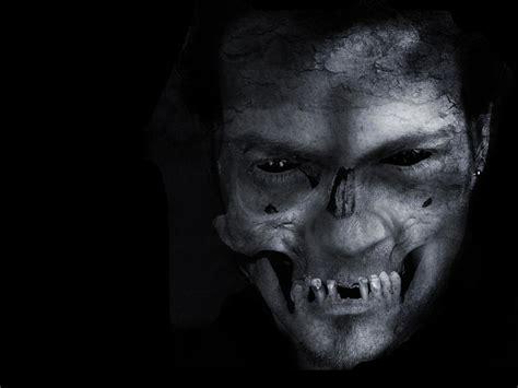 imagenes de calaveras que dan miedo caras de terror imagui