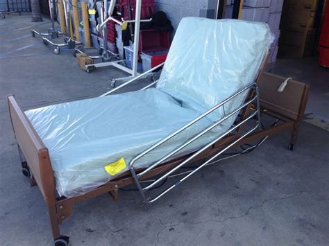 invacare ivc full electric hospital bed package