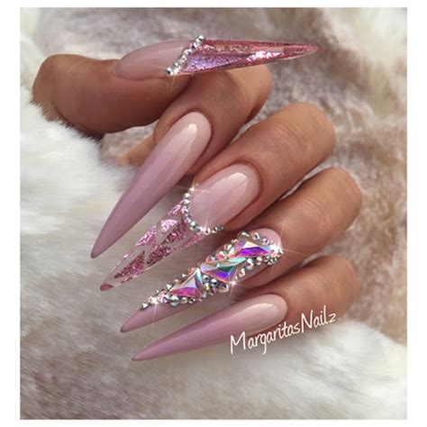 how to do ombre stiletto nail ombr 233 stiletto nails nail art gallery