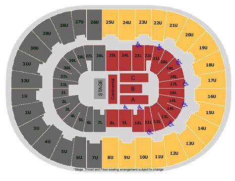 bjcc arena seating diagram diagram auto parts catalog