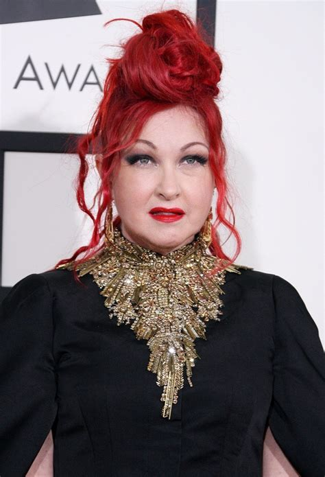 cyndi lauper cyndi lauper picture 66 the 56th annual grammy awards