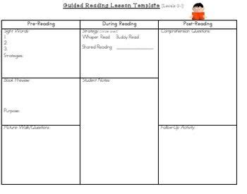 readers workshop lesson plan template 28 images of readers workshop lesson plan template blank