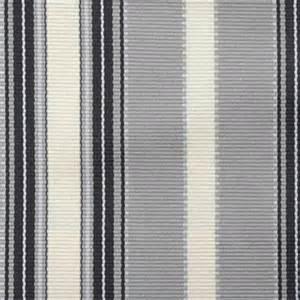 stripe grey black upholstery fabric transitional