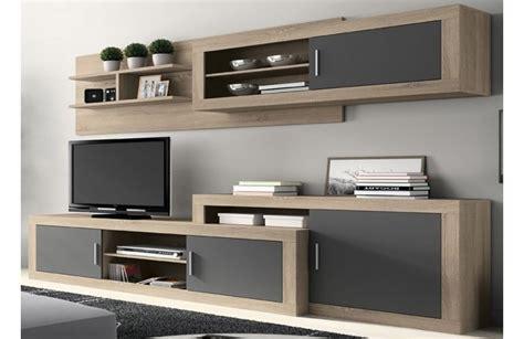 mueble de salon moderno mueble para sal 243 n moderno y extensible varios colores