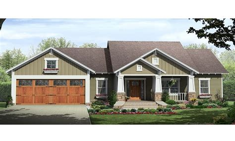 small craftsman home house plans small house plans