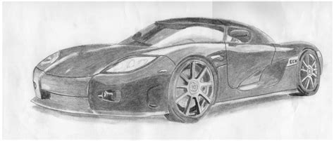 koenigsegg ccx drawing koenigsegg ccx by timblomkvist on deviantart