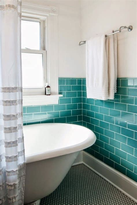 aqua blue bathroom tile ideas  pictures