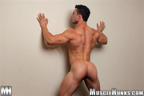 Joe Barkley For Muscle Hunks Muscle Stud Movies