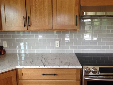 what color subway tile with oak cabinets photo img 2399 zps68a3e642 jpg river white granite allen