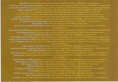 libro giornale sezionale mostra artigiani 2015 elenco artisti associazione