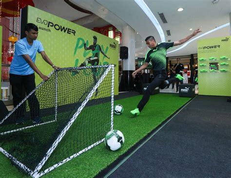 Harga Kasut Chanel evopower vigor 1 kini di malaysia sports247 my