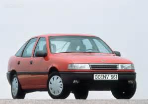 Opel Vectra 1992 Opel Vectra Hatchback Specs 1988 1989 1990 1991 1992