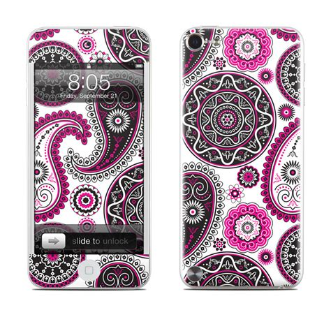 Istyles Sleeves For Ipods Iphones Or Treos by Boho Paisley Ipod Touch 5th Skin Istyles