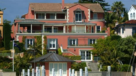 inside malcolm turnbull s point piper mansion domain