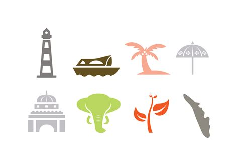 kerala vector icons download free vector art stock - Kerala Boat Icon