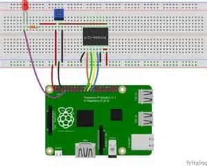 raspberry pi potentiometer wiring diagram raspberry free wiring diagrams
