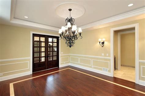 dining room trim ideas dining room with intricate wainscoting trim yelp