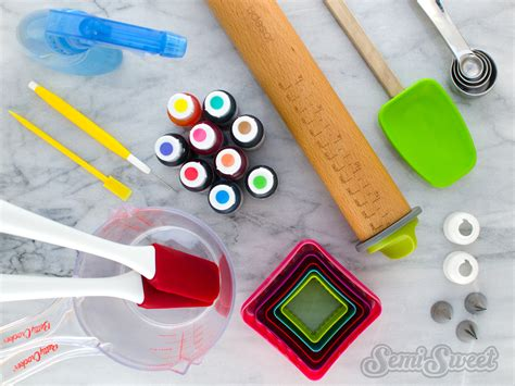 decorating supplies a beginner s guide to cookie decorating supplies semi