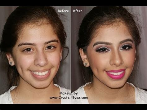 before and after makeovers for women in their 60s before after makeover another prom look youtube