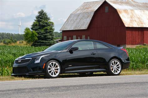 2019 Cadillac Ats V Coupe by 2019 Cadillac Ats V Coupe Review Gtspirit