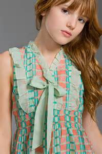Bella thorne bella modeling