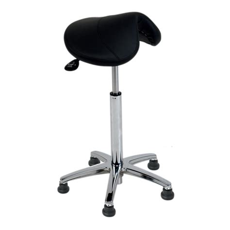 Tabouret assis debout avec selle inclinable ECOPOSTURAL