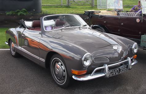 karmann volkswagen 1000 images about karmann ghia grey silver on