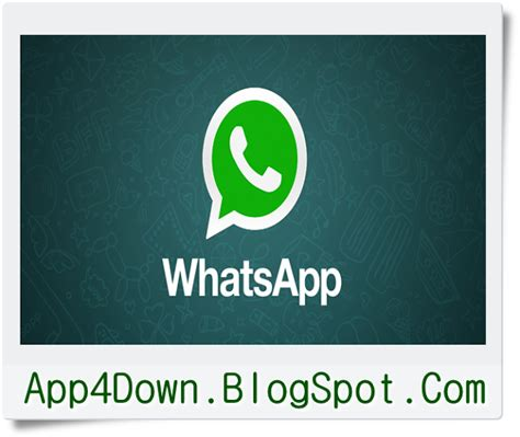 whatsapp android whatsapp messenger 2 12 277 for android update app4downloads app for downloads