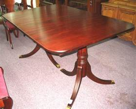 Duncan Phyfe Dining Room Table by Dining Table Duncan Phyfe Dining Table Mahogany