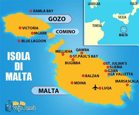 soggiornare a malta dove alloggiare a malta le migliori zone dell isola