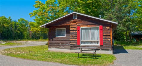 two bedrooms two bedroom cottage glenview cottages sault ste marie