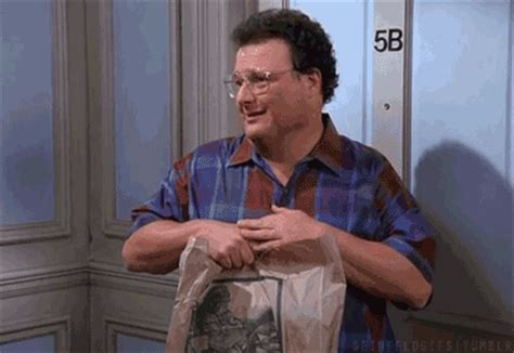 Hello Newman Meme - see ya goodbye gif find share on giphy