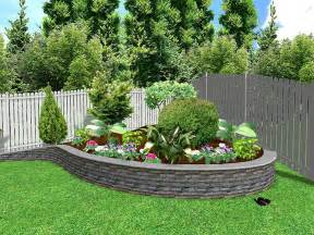 landscape gardening design ideas