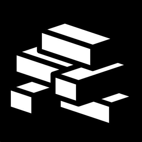 brick pile icon game iconsnet