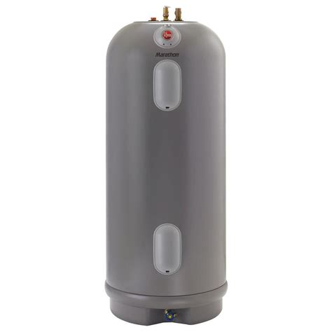 Water Heater Rheem rheem marathon 85 gal 4500 watt electric non