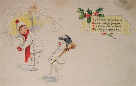 arsvivendi vintage christmas cards