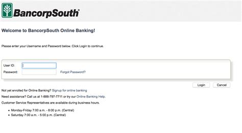 is bank banking bancorpsouth customer service anuvrat info