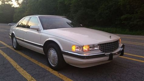 old car manuals online 1993 cadillac seville seat position control rare low miles 1993 cadillac seville 4 9l v8 xlnt cond new transmission for sale in