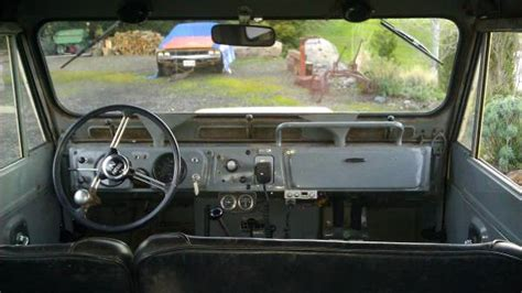 1967 nissan patrol interior 1967 nissan patrol for sale in medford oregon