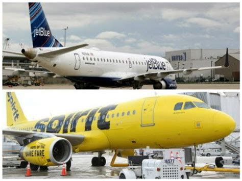 spirit jetblue announce airfare sales with cheap flights from cleveland to florida las vegas