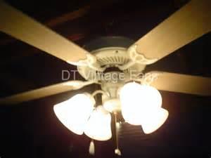 Fasco Ceiling Fans Dt Vintage Fans