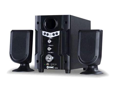 Speaker Multimedia Gmc 887d harga speaker aktif gmc 888d2 terbaru