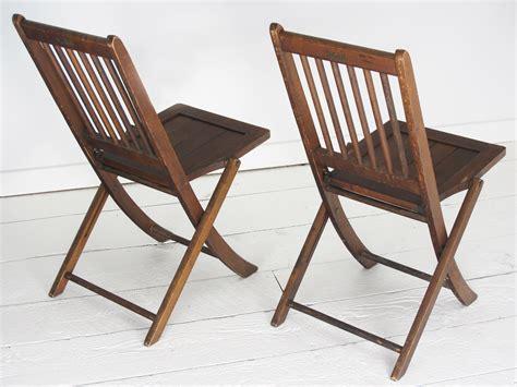 C Folding Chairs by Antique Jackson Folding Chairs Boston C 1890 1910