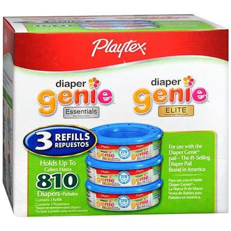 printable coupons for diaper genie refills playtex diaper genie ii disposal system refills 3 pack