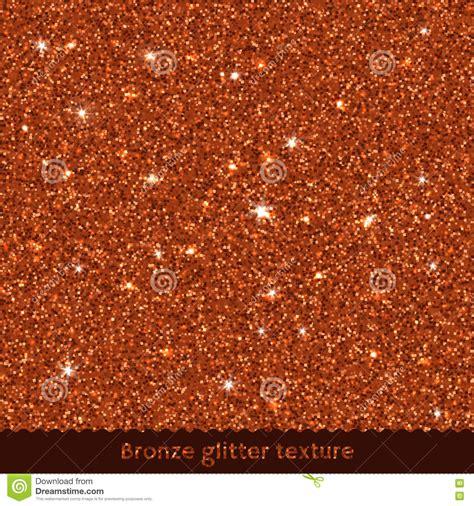 z glitter copper bronze gold mix texture glitter bronze glitter texture or background vector illustration