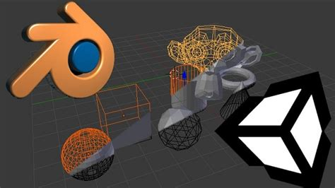 Berkualitas The Magic Of Blender 3d Modelling 37 Total Tutorials learn blender 3d modeling for unity development avaxhome