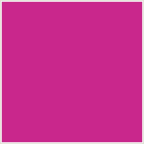 ca278c hex color rgb 202 39 140 cerise pink